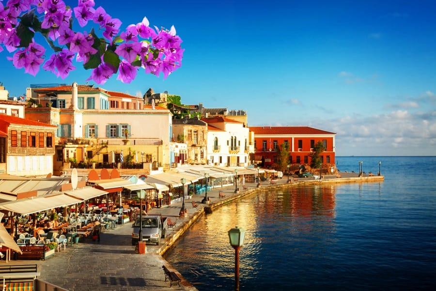 Enjoy a Taste of Crete on a Greek Cruise with Norwegian