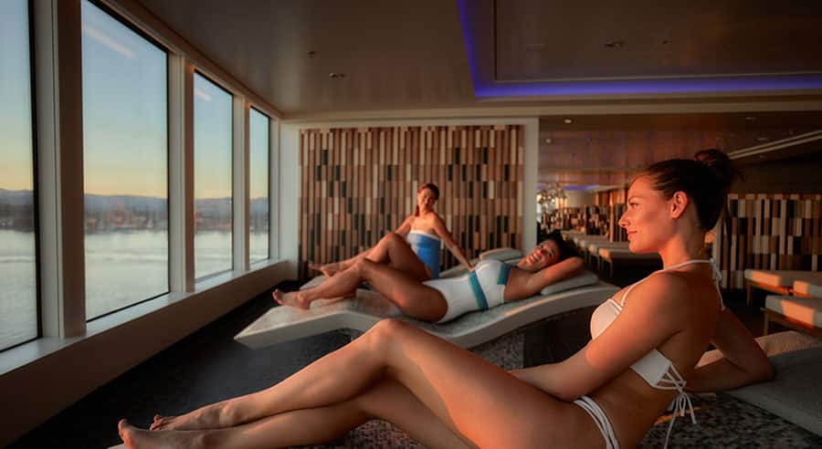 5 Reasons to Plan a Cruise Spa Getaway