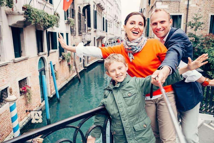 Norwegian Europe Cruises to Italy for the Whole Family