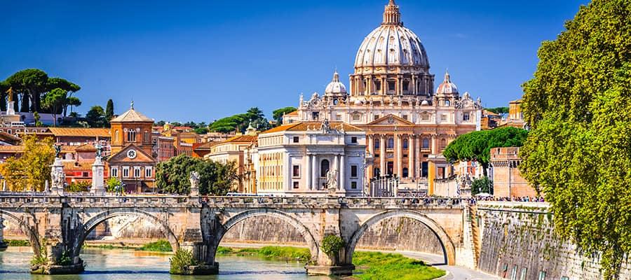 Crucero a Roma, Italia, con Norwegian