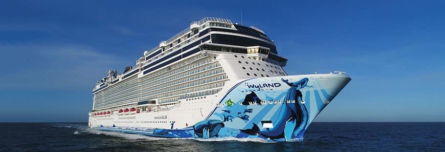 Viaja en un crucero por el Caribe sur en el Norwegian Bliss