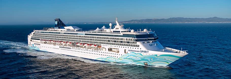 Crucero por Italia a bordo del Norwegian Spirit