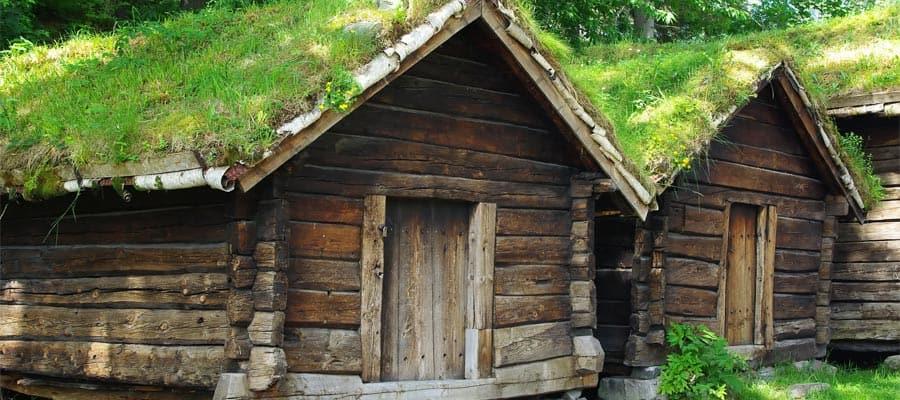 Cabañas de madera de antiguos pescadores en tu crucero por Europa
