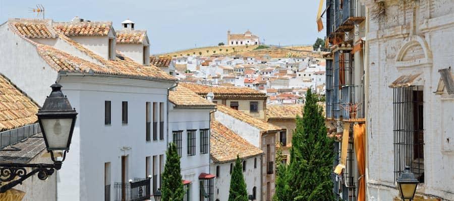 Pueblos Blancos de Antequera en tu crucero por Europa