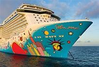 la flota más joven con viajes a bermudas