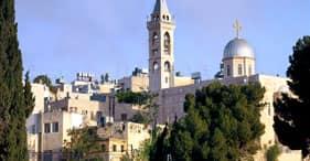 Un día en Jerusalén y Belén
