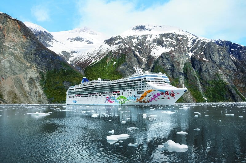 Norwegian Pearl Cruise to Alaska