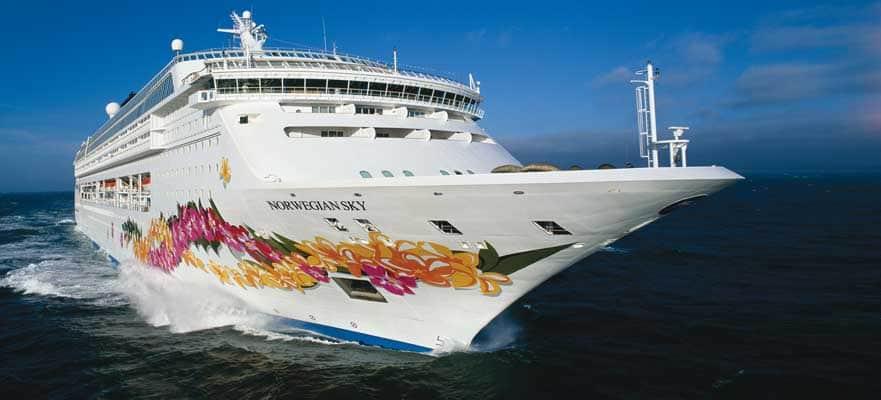 El único crucero todo incluido que viaja de Miami a Cuba y las Bahamas