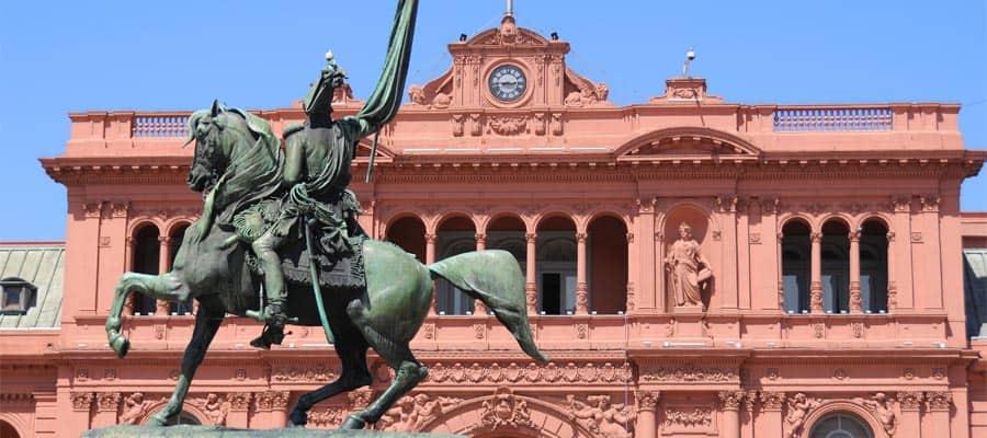 Visita Buenos Aires con nuestros cruceros a América del Sur