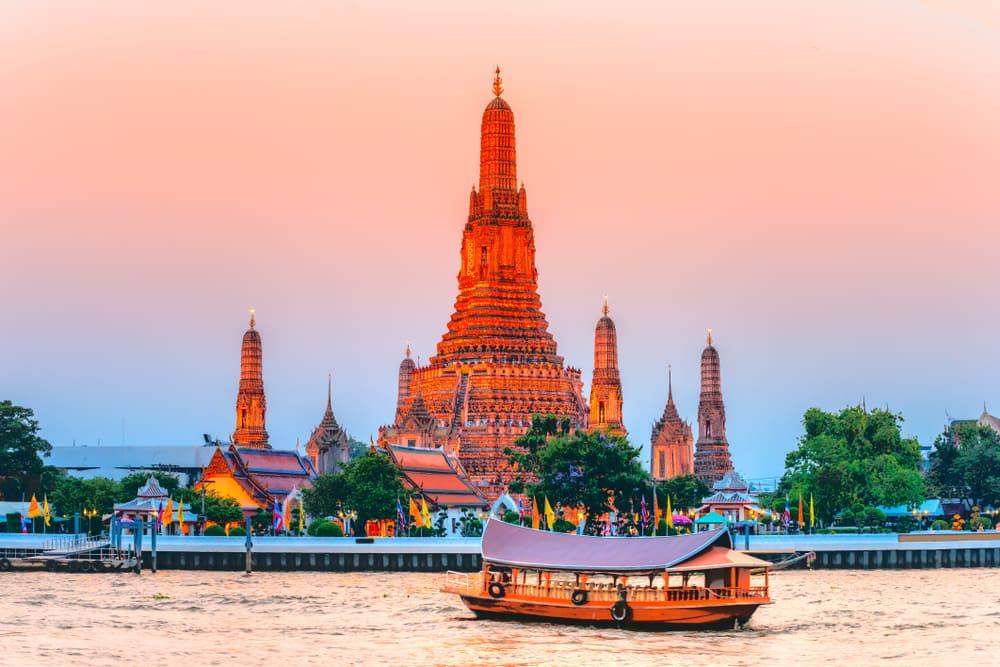Crucero al sudeste asiático: descubre Bangkok con Norwegian