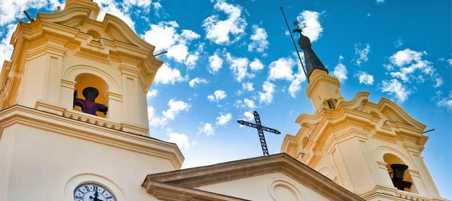 Monasterio de la Fuensanta, la santa patrona de Murcia en tu crucero por Europa