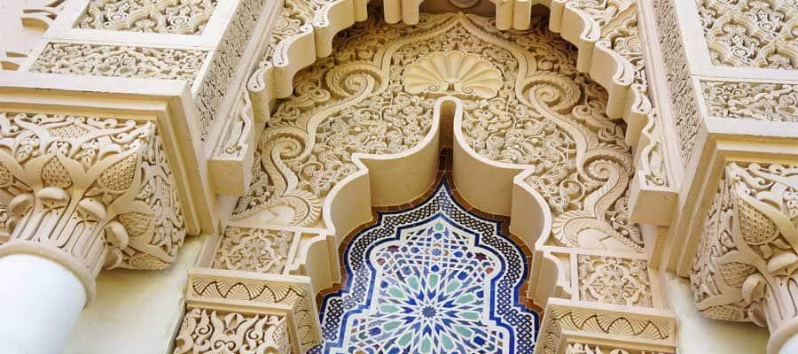 Hermosa arquitectura en tu crucero por Europa