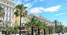 El trencito de Niza