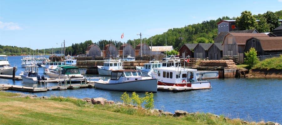 Visita Charlottetown con tu crucero a Canadá y Nueva Inglaterra