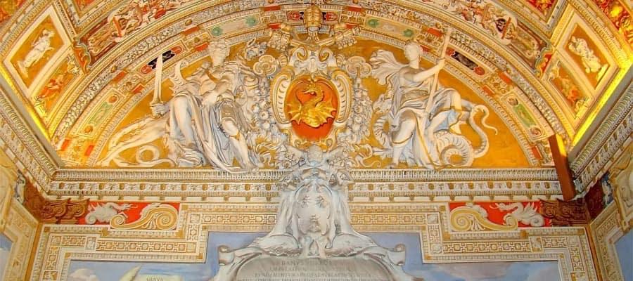 Museo del Vaticano en el crucero por Europa