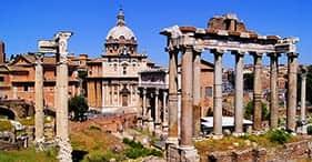 Roma panorámica, con traslado
