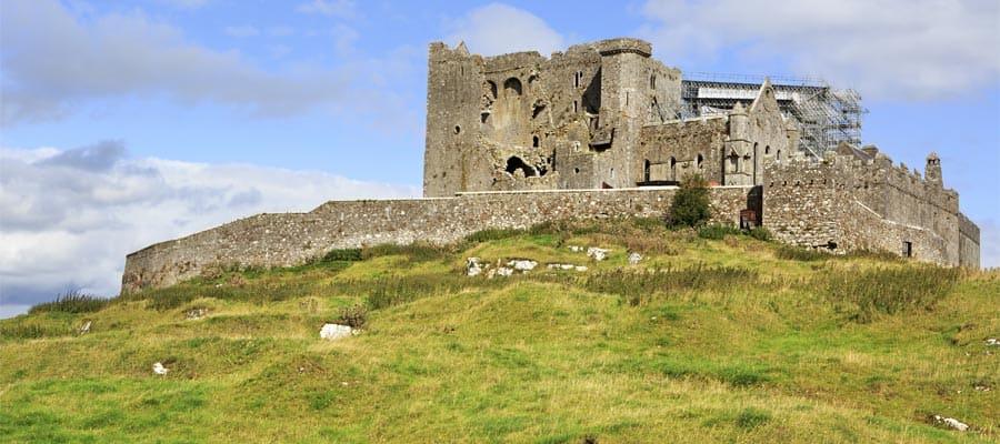 Roca de Cashel en tu crucero a Cork