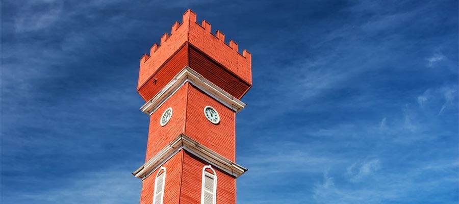 Torre Bauer en tu crucero a Coquimbo