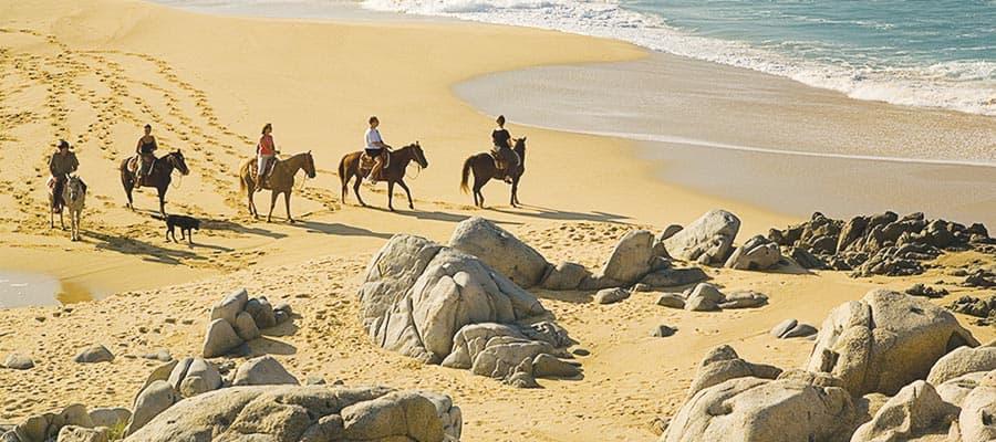 Cabo San Lucas a caballo