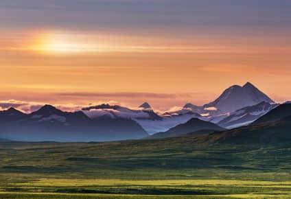 Tour expreso a Denali y Anchorage de 11 días