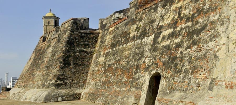Visita la antigua ciudad de Cartagena en tu próximo crucero a Panamá