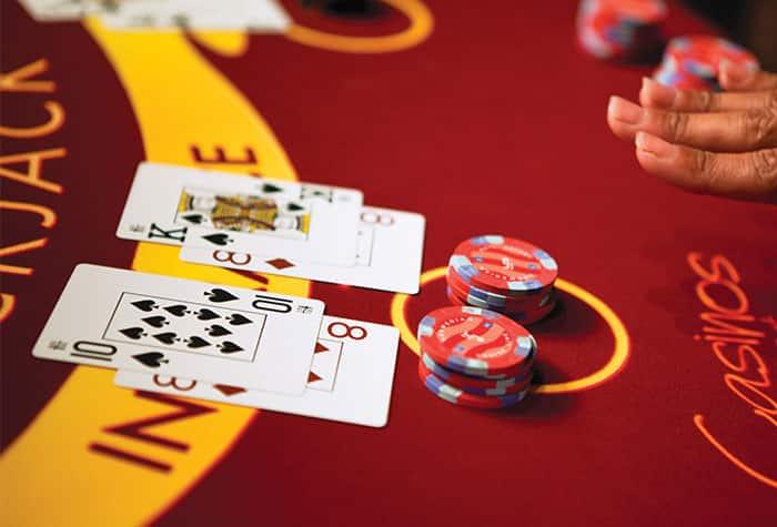Torneos en el casino