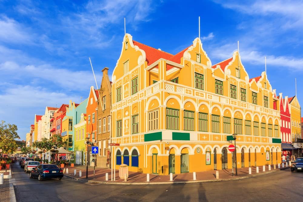 Cruising the ABC Islands: Curacao