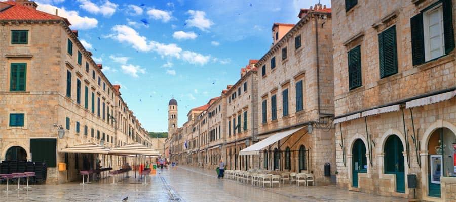 Conoce la arquitectura veneciana del casco antiguo