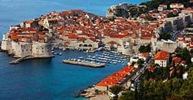 Riviera croata y Dubrovnik