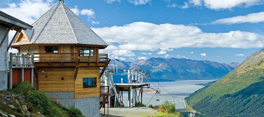 Hotel Alyeska en tu crucero por Alaska