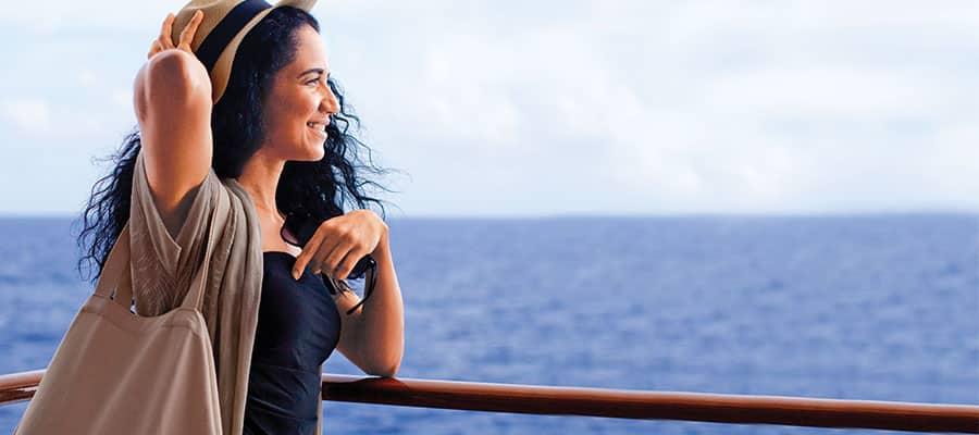Brisas frescas en tu crucero transatlántico