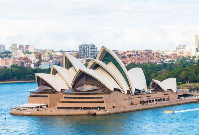Cruceros a Australia y Nueva Zelanda