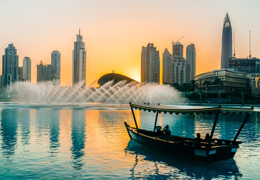 Crucero a Dubái