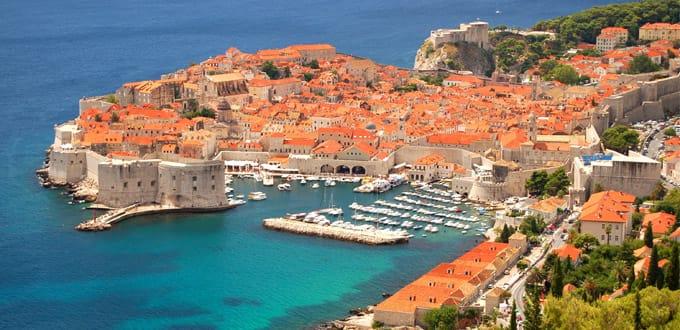 """Visita la belleza medieval de """"La Perla del Adriático"""" en Dubrovnik, Croacia"""