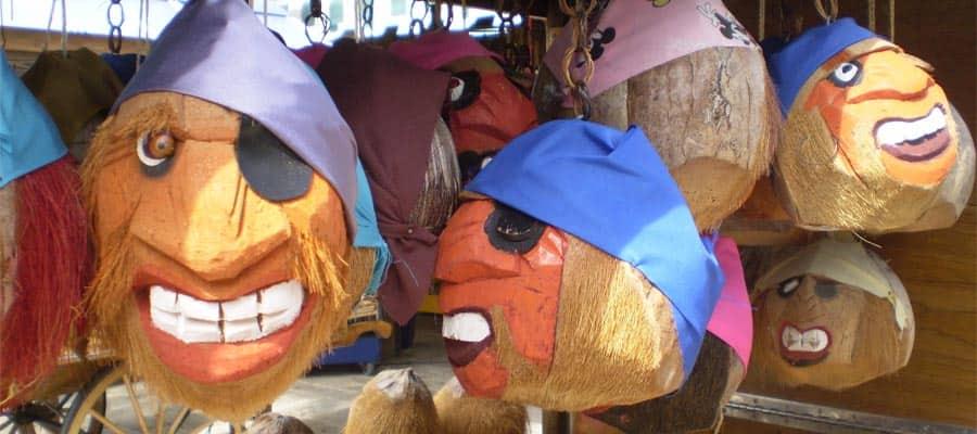 Artesanías extravagantes en tu crucero a Cayo Hueso
