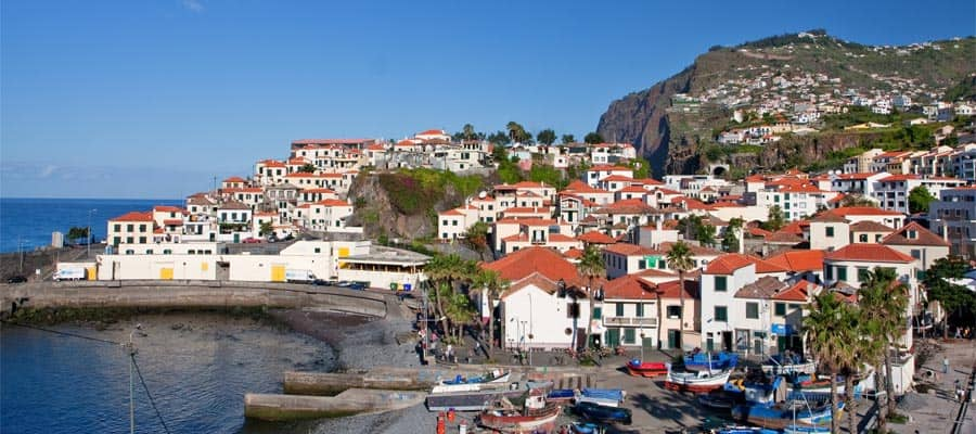 Visita Madeira en tu crucero transatlántico