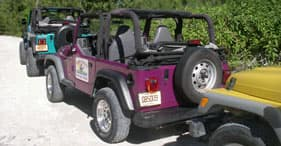 Safari en jeep por Bahamas