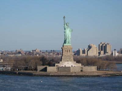Nueva York en el Norwegian Breakaway