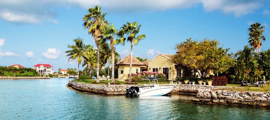 Viaja en crucero a Georgetown, Gran Caimán