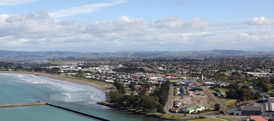 Puerto de Gisborne