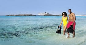Great Stirrup Cay (Isla privada de NCL), Bahamas