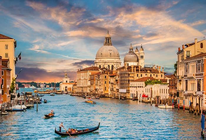 Cruceros en Italia desde Venecia