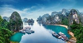 Hanói (Bahía de Ha Long), Vietnam