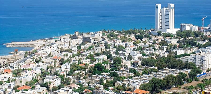 Panorama de Haifa