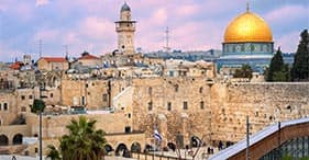 Jerusalén eterna