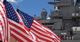 Pearl Harbor y USS Missouri (traslado al aeropuerto)