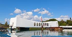 Temprano a Pearl Harbor (traslado al aeropuerto)