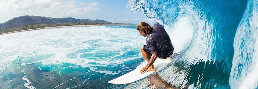 Surf en Hawái