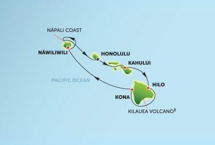 Cruceros a Hawái