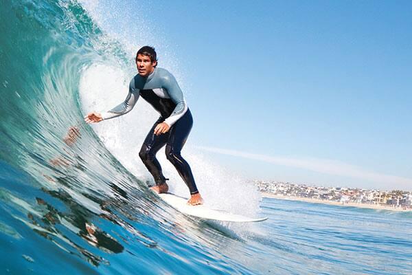 Surf en Maui en un crucero en Hawái